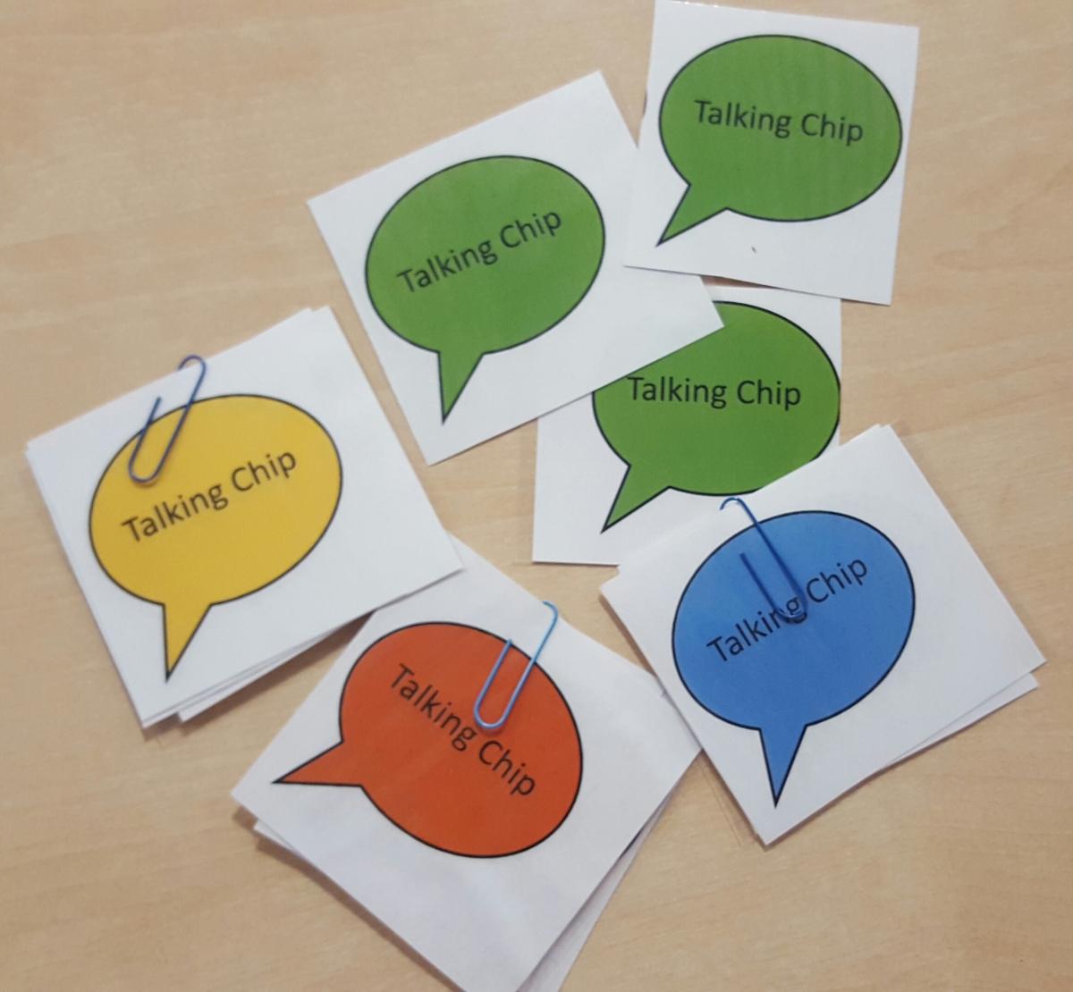 simple behaviour management technique  talking chips  u2013 ahs